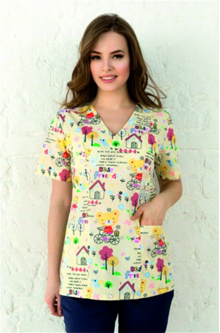 Блуза №636